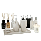 Cantori Bathroom set