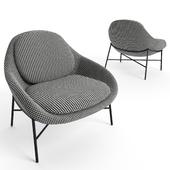 Oasis lounge chair