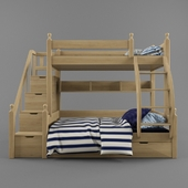 Chilren_bunk bed