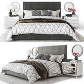 Hamilton Bed by Vernon Flannel