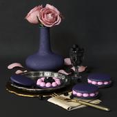 Декоративный набор с десертом