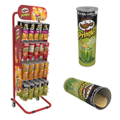 Pringles Stand