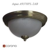 Ceiling lamp Aqua A9370PL-2AB