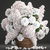 Букет цветов 82.