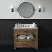 Sink and bollard Paulsen From Potterybarn