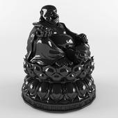 Sitting Buddha Figurine