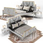 Кровать WOTTON METAL (Visionnaire)