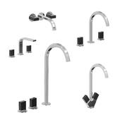 Fantini Venezia sink faucet collection