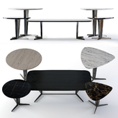 Molteni & C Attico Tables