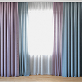 Curtains 23 | Curtains with Tulle