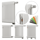 Arbonia Radiators set (three-tube)
