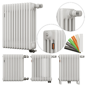 Arbonia Radiators set (four-tubular)