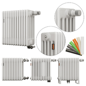 Arbonia Radiators set (five-pipe)