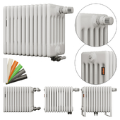 Arbonia Radiators set (six-pipe)