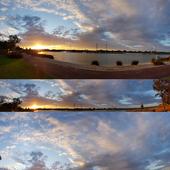 Sunset Background Sky