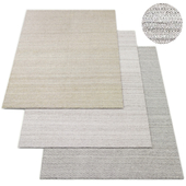 Double Diamond Flatweave Rug RH Collection