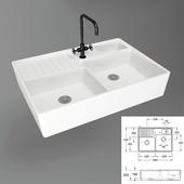 Мойка VILLEROY&BOCH Double bowl sinks
