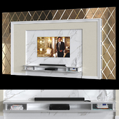 TV wall 003.