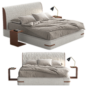 Bed Sebastian by Chaarme Letti
