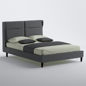 Bed Halmar Santino
