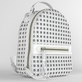 Bag leather Zara white