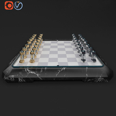 Checkerboard Teckell Stratego