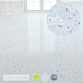 Seamless Terrazzo Stone 003