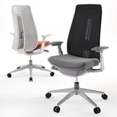 Office chair Haworth Fern