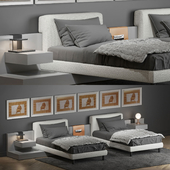 Bed Meridiani Cliff 2