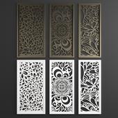 Decorative panel 16