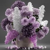 Букет цветов 86.