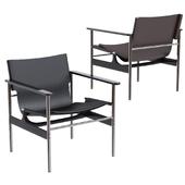 Chair Pollock Arm Chair from Knoll