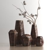 cooper vase
