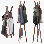 Hanny coat stand