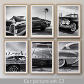 Car picture set-01