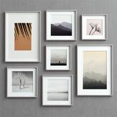 Picture Frames Set-69