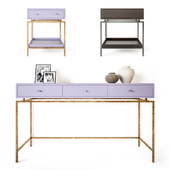 Stand and console Lili Rooma design & furniture
