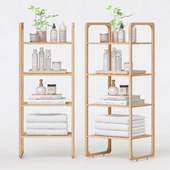 Shelving and bathroom accessories 03