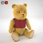 christopher robin toy