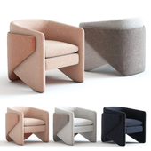 West Elm Thea Chair
