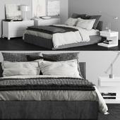 Meridiani Fox Bed