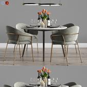 Modern Dinning Set 9