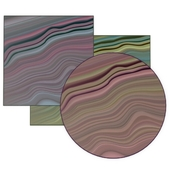 YO2 Carpets from the Marble Colors collection