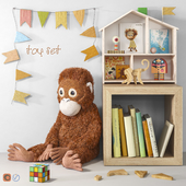 Toys and furniture SET 45