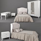 Bedroom Buongiorno factory Manini Mobili