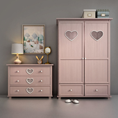 Children's furniture Adelina from the Russian brand Etage