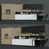 kitchen YOTA factory Armony Cucine (Italy)