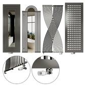 Arbonia design radiators (Entreetherm, Karotherm & Karowatt, Quadrotherm, Rondotherm)