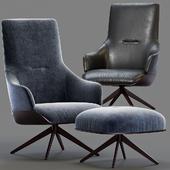 Kensington Molteni & C Armchair
