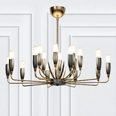 Hardy Chandelier By Arteriors Home